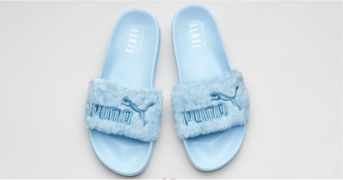 Furry Fashion Rihanna