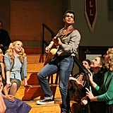 He Was in Grease Live