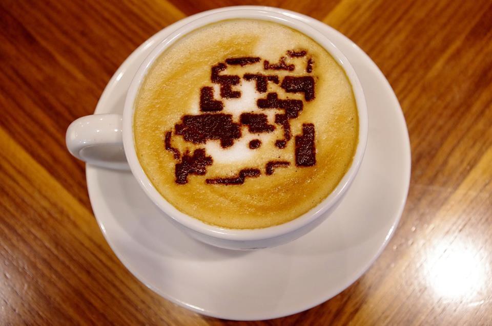 Super Mario Cafe
