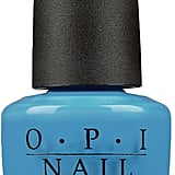 """OPI No """"Room For The Blues"""" Nail Lacquer  (£13)"""