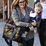 Favorite New Mom: Hilary Duff
