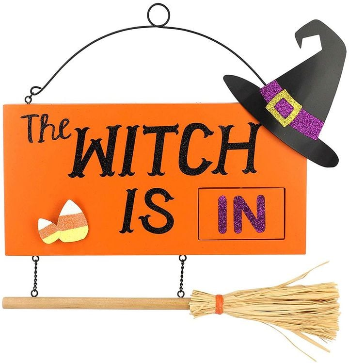 Witch Wall Decor