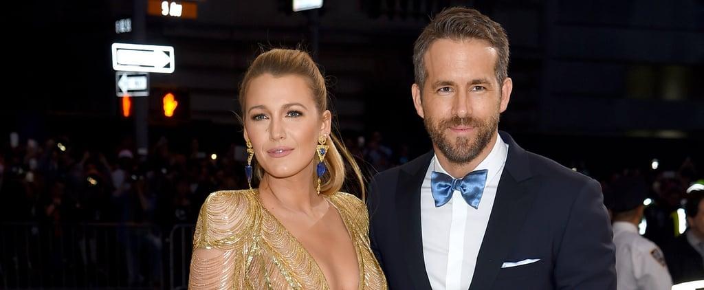 Ryan Reynolds Tweet About Blake Lively Having an Affair