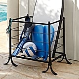 Bronze Pool Storage Accessories Bin