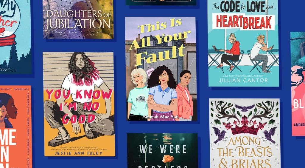 Best New YA Books of October 2020