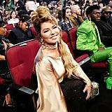 Shania Twain at the 2019 American Music Awards