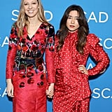 Anna Konkle and Maya Erskine's Friendship Pictures