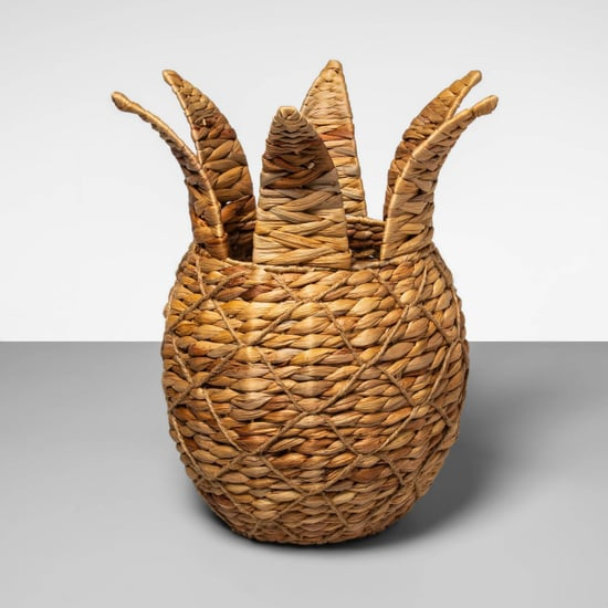 Woven Pineapple Basket From Target