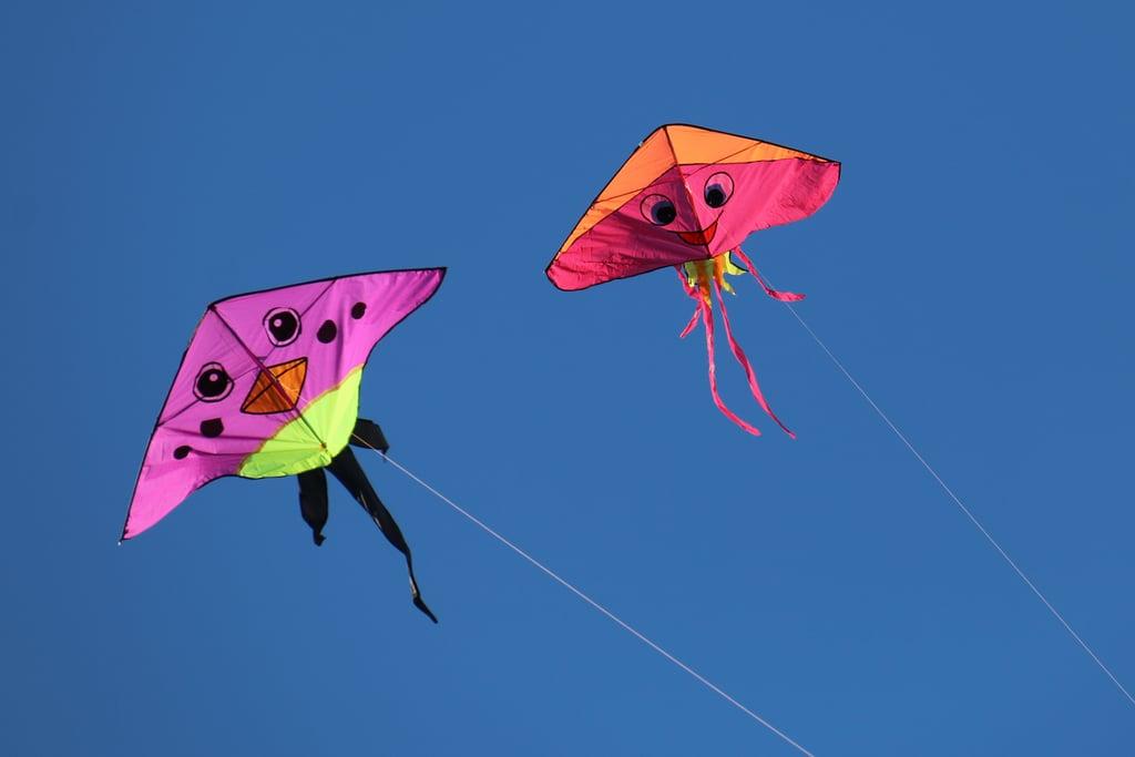 Fly a Kite.