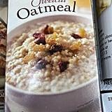 Frozen Steelcut Oatmeal