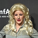Ellie Goulding as Dolly Parton Halloween Costume