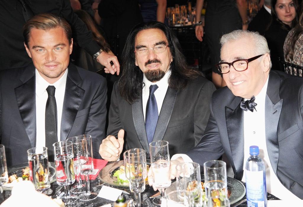 Leo, George, and Martin