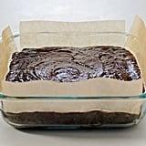 Alton Brown's Cocoa Brownies Recipe