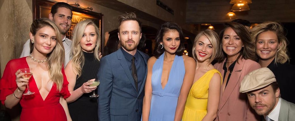 Nina Dobrev Marks Her 28th Birthday With a La La Land-Themed Bash