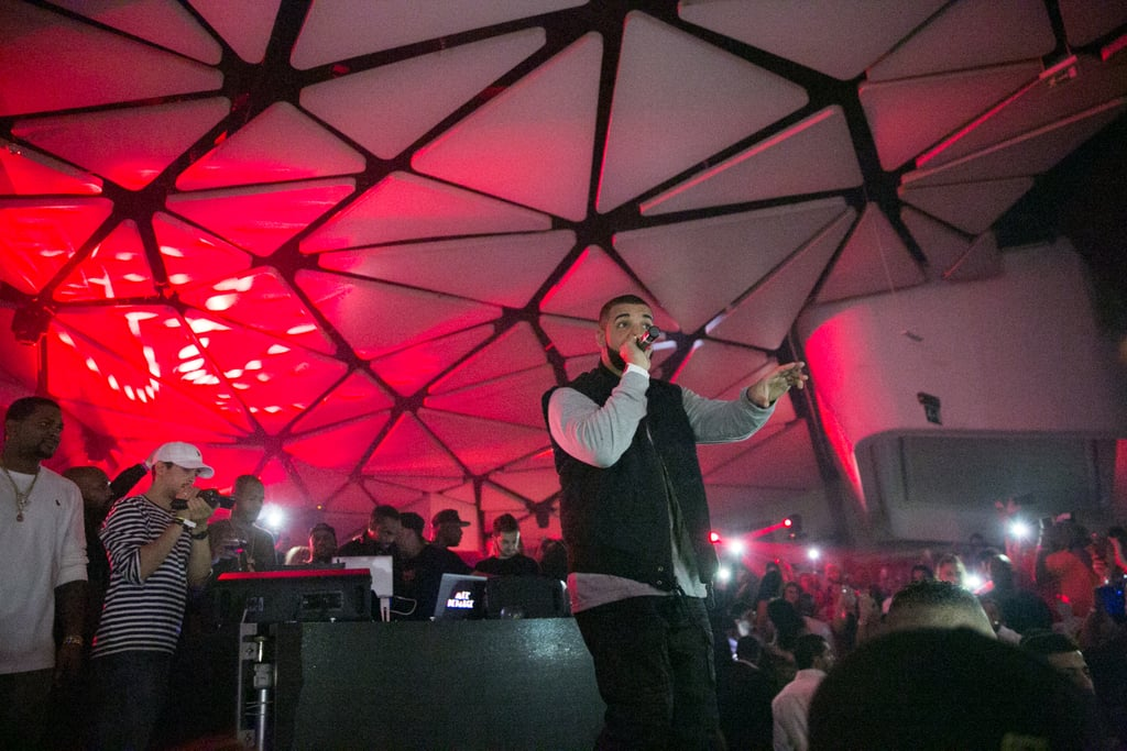 Drake Misses VIP Room Gig Abu Dhabi But Shows Up Next Day