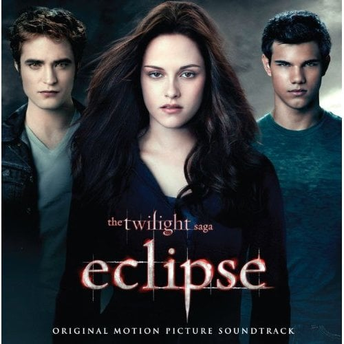 Twilight Eclipse Soundtrack Music Review 2010-06-08 12:15:00
