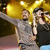 Fighting With The Black Eyed Peas