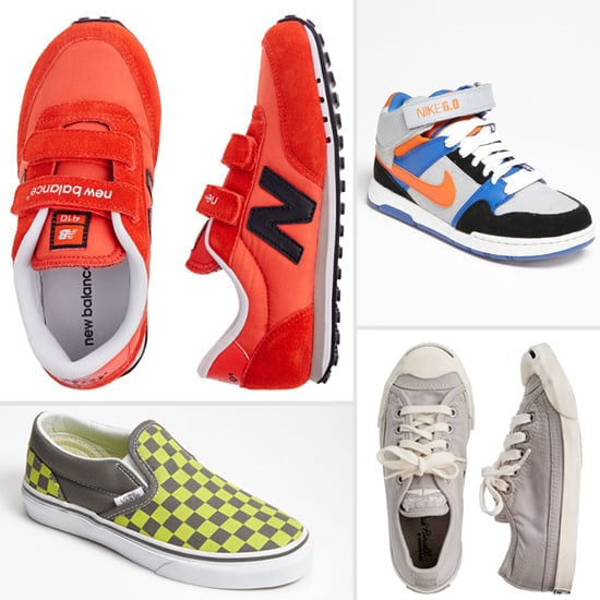 School Trend #2: Retro Sneakers