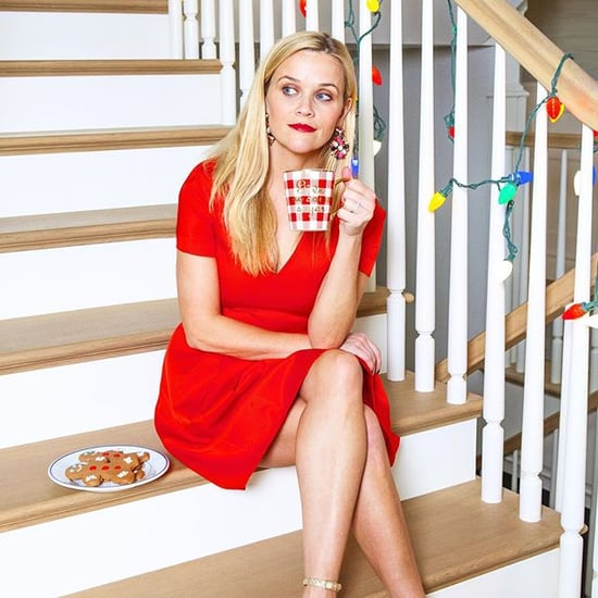 Reese Witherspoon Christmas Instagram