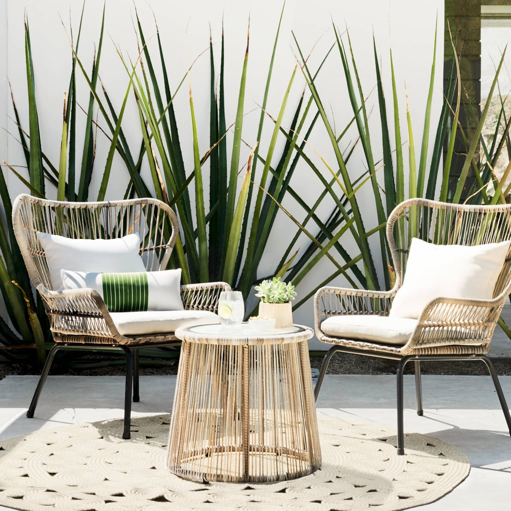The best patio bbq items at the target sale popsugar home for Small patio sets on sale