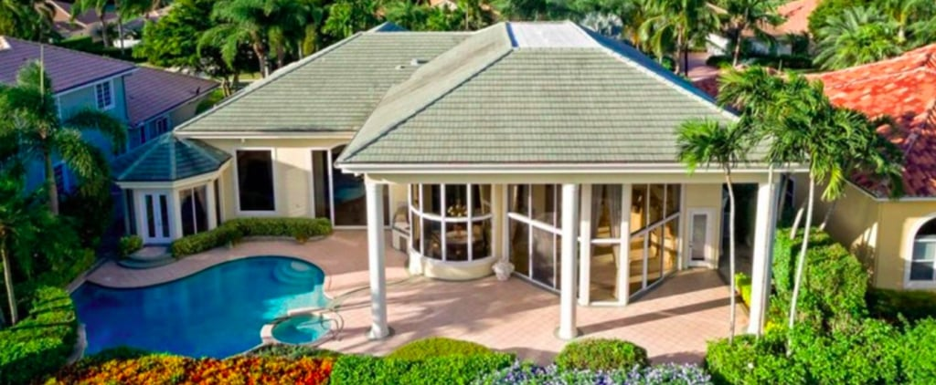 Ben Carson Plays With Real Esate and Lists West Palm Beach Home For $1.2M