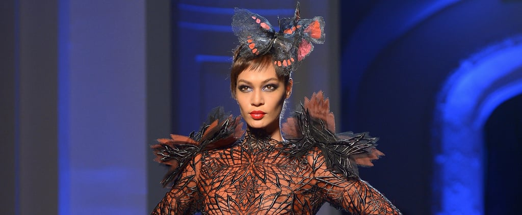 20 Joan Smalls Runway Looks So Avant-Garde, They Could Double as Halloween Costumes