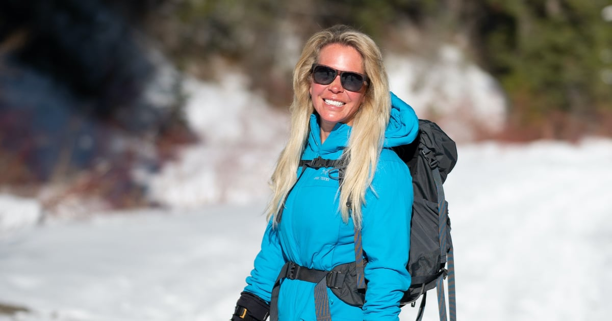She's a Mountaineer and Mom of 7, and This Is How She Trains For Mount Everest and Beyond