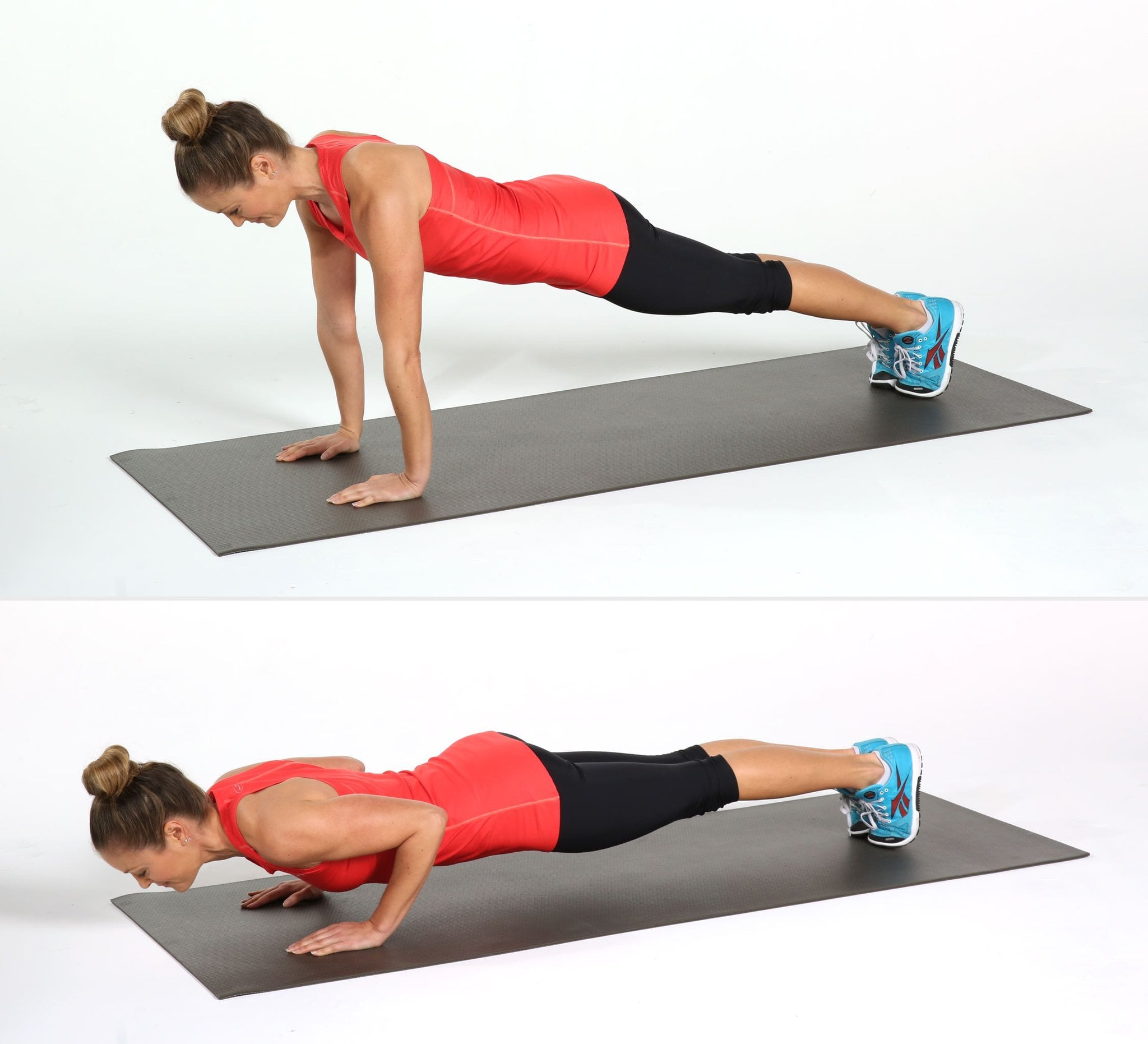how can i learn to do pushups popsugar fitness