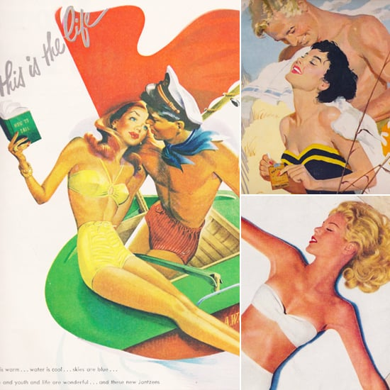 Make a Splash This Summer With Vintage Ads