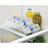 InterDesign Fridge Binz Water Bottle Holder in Clear