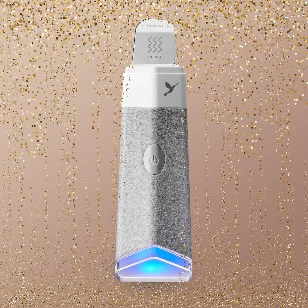 DermaFlash DermaPore Ultrasonic Pore Extractor and Serum Infuser