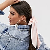 Aurora: ASOS Design Bow Hair Scarf