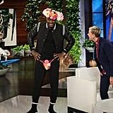 Idris Elba Talks About DJing at Royal Wedding on Ellen 2019