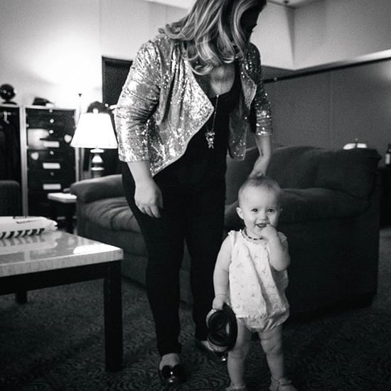 Kelly Clarkson Posts Instagram Photo of Daughter River Rose
