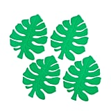 Silicone Monstera Leaf Coasters