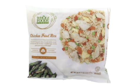 Whole Foods Chicken Fried Rice