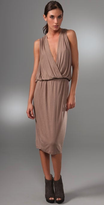 Penumbra Drape Dress ($175, originally $250)