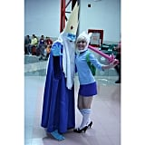 Fionna and the Ice King