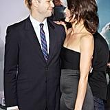 Cobie Smulders and Taran Killam Cute Pictures