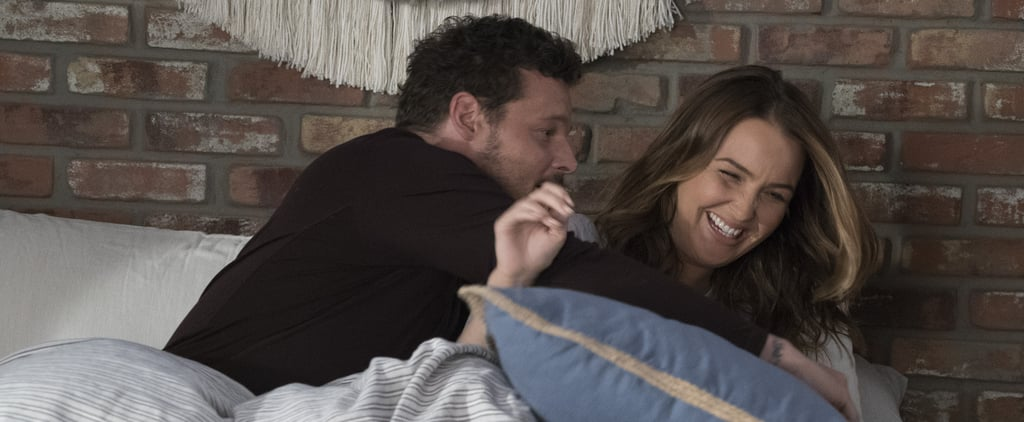 Are Alex and Jo Married on Grey's Anatomy?