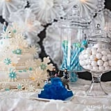 A Frozen-Inspired Birthday Bash