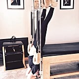 "Pretty Little Liars star Ashley Benzo makes ""hanging out"" at Pilates look fun!"