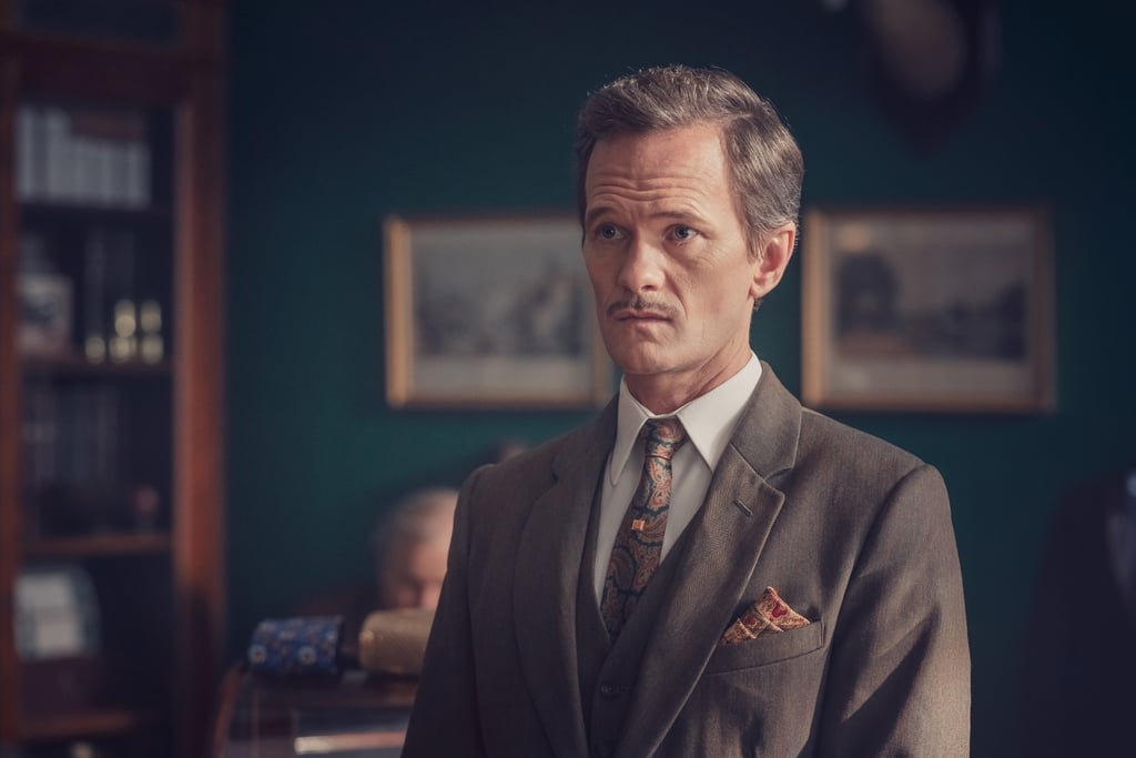 Neil Patrick Harris as Henry Coltrane