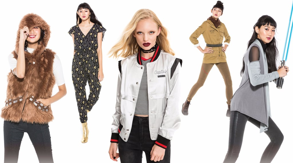 247566ced Star Wars The Last Jedi Hot Topic Clothing Line | POPSUGAR Entertainment