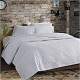 Quilted Coverlet Set ($200)