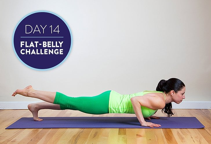 21 Day Flat Belly Challenge