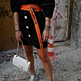 How to Wear the Off-White Belt