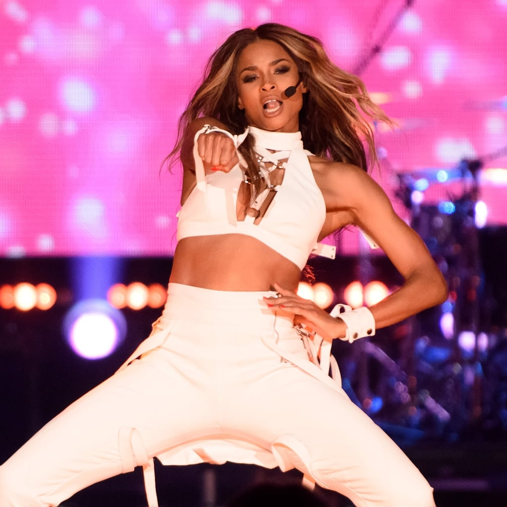 25 of Ciara's Dance Moves That You Should Definitely Try at Home
