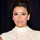 Eva Longoria looked stunning at the event.