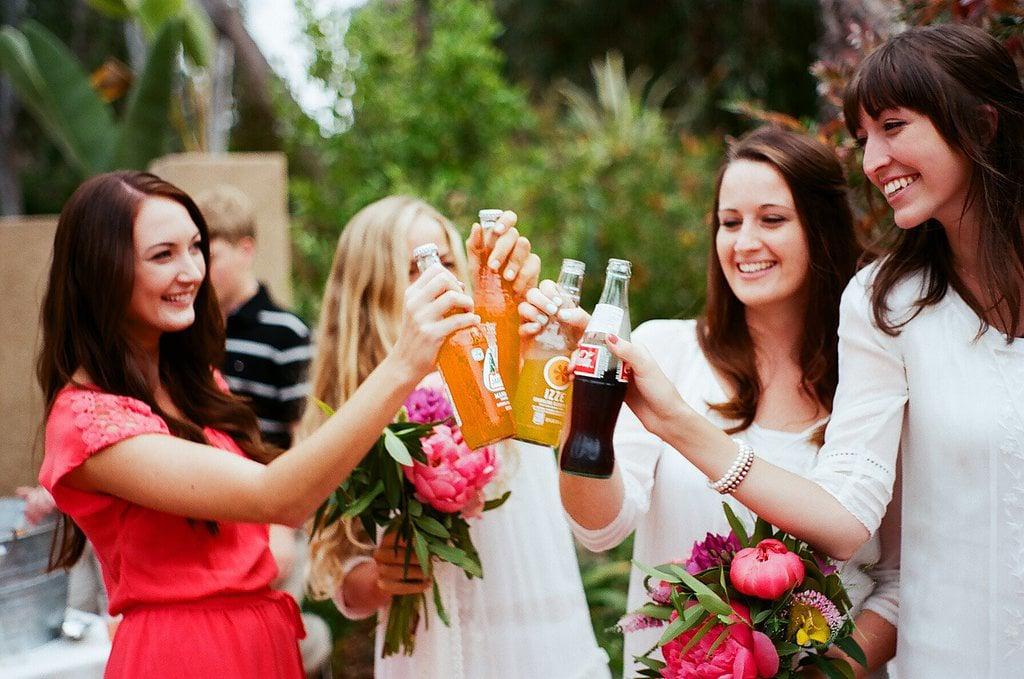 Dry Wedding Drink Ideas